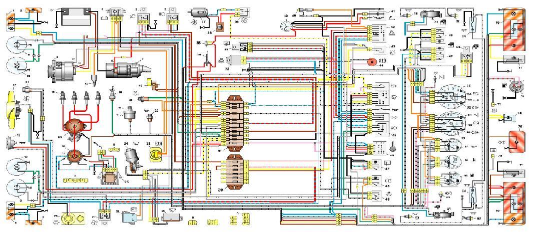 эту электрическую схему